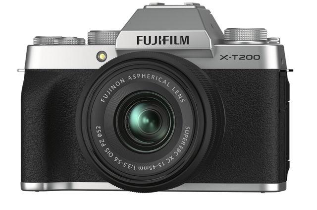 Fujifilm X-T200 1