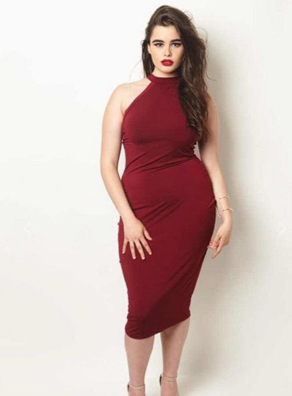 Барби Феррейра: актриса и модель с параметрами Plus-size 1