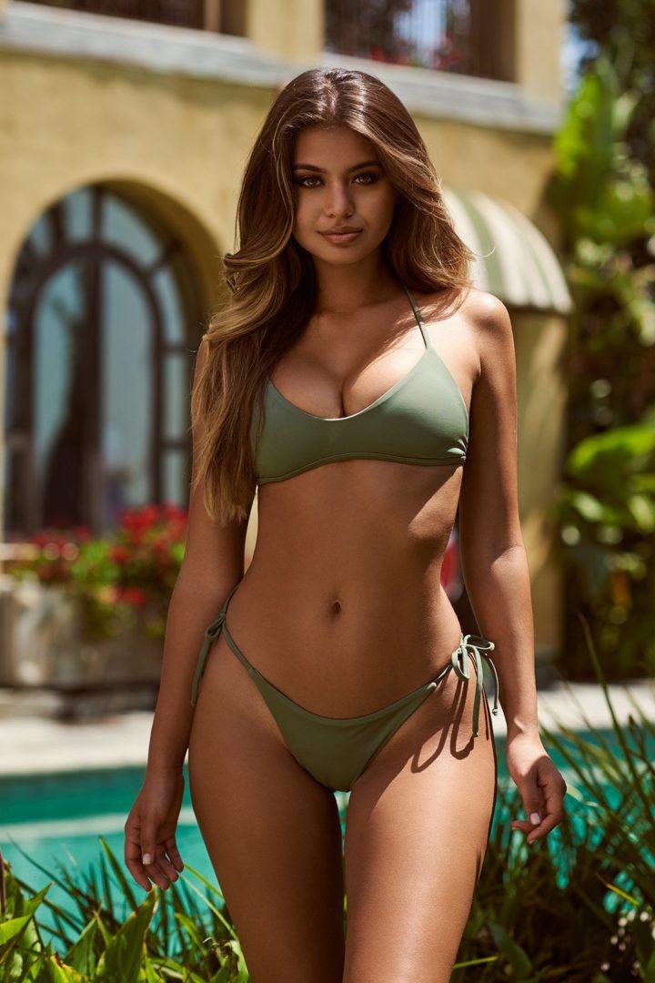 София Джамора (Sofia Jamora) - шикарная бикини-модель с формами (фото и видео) 5