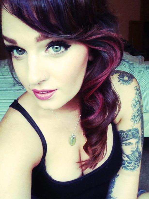 Фото красивых девушек с татуировками: большая подборка 3