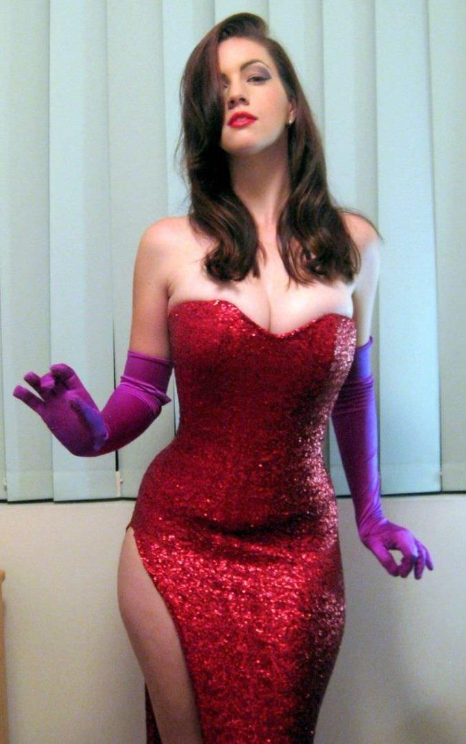Супер-косплей от сексуальных девушек: шикарные фото 6