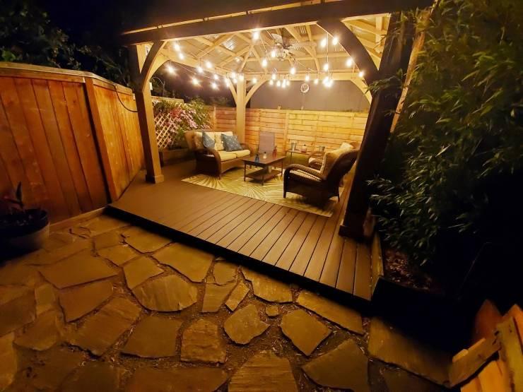 Вот как должно выглядеть место для отдыха 6
