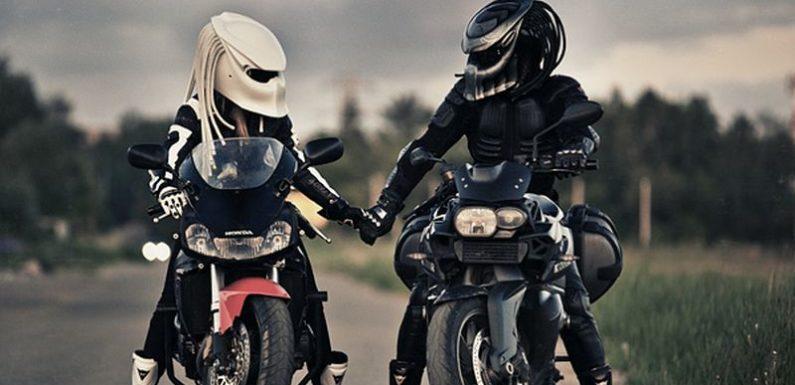 Виды мотоциклетных шлемов: выбираем защиту