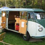 Путешествовать в фургоне по-настоящему приятно - главное, создать уют 34