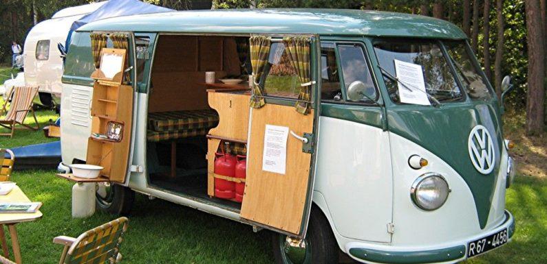 Путешествовать в фургоне по-настоящему приятно – главное, создать уют