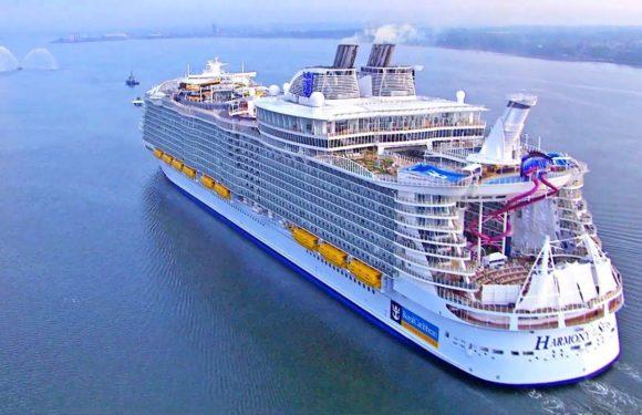 Самые большие корабли мировой в истории