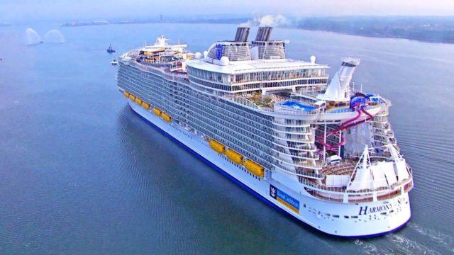 Самые большие корабли мировой в истории 5