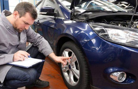 Как распознать битый автомобиль при покупке
