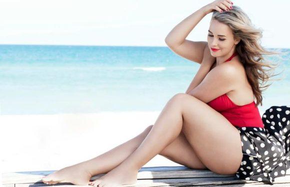 Марина Булаткина: прелестная модель plus-size – от Сибири до США