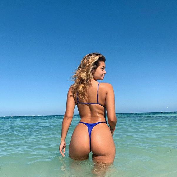 София Джамора (Sofia Jamora) - шикарная бикини-модель с формами (фото и видео) 10