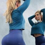 Фитоняшки - новая подборка фото стройных девушек 1