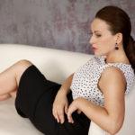 Анастасия Сахарова: модель плюс-сайз - фото и параметры русской пышечки 13