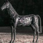 Майкл Вивона (Michael Vivona) и его потрясающие скульптуры их металла 11