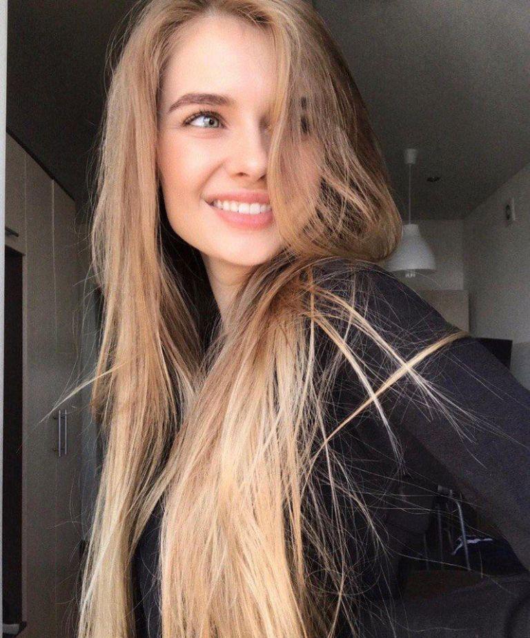 Фото селфи девушек - самые красивые лица (30 фото) 1