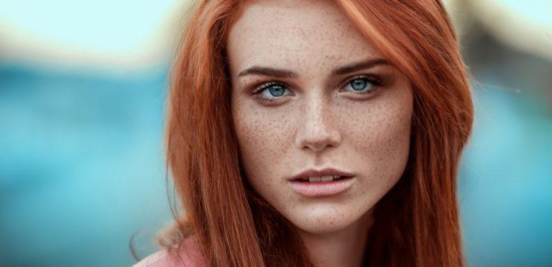 Самые красивые рыжие девушки инстаграма и других соц.сетей