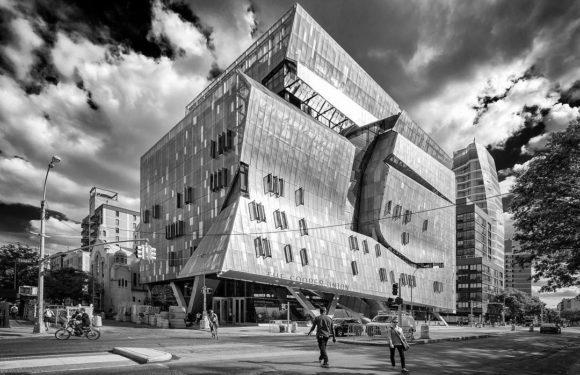 Черно-белые фото архитектуры от Алессио Форлано (Alessio Forlano): то, что не замечаем