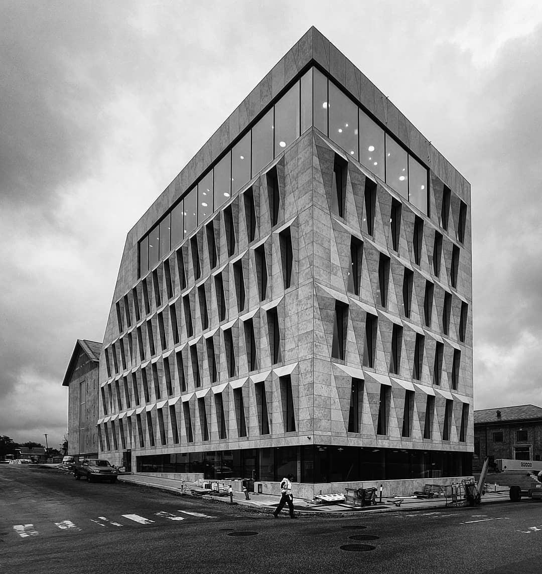 Черно-белые фото архитектуры от Алессио Форлано (Alessio Forlano): то, что не замечаем 3