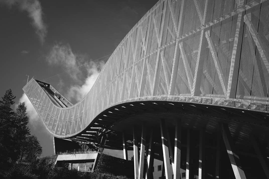 Черно-белые фото архитектуры от Алессио Форлано (Alessio Forlano): то, что не замечаем 4