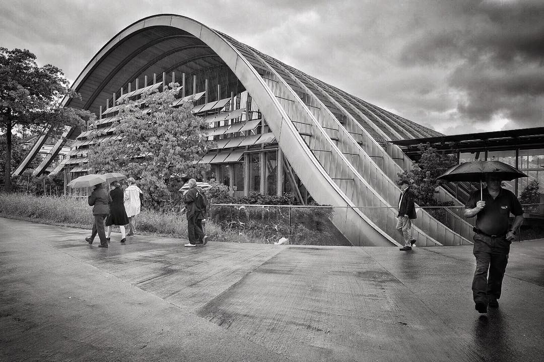 Черно-белые фото архитектуры от Алессио Форлано (Alessio Forlano): то, что не замечаем 5
