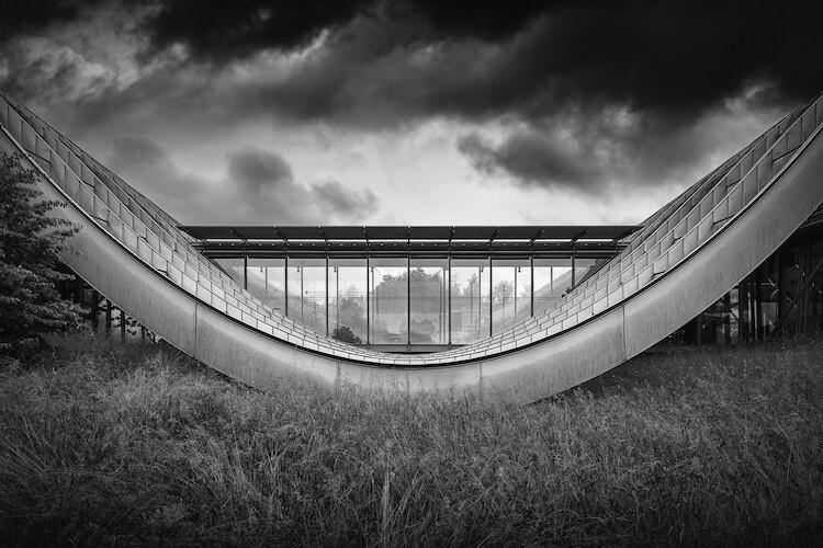 Черно-белые фото архитектуры от Алессио Форлано (Alessio Forlano): то, что не замечаем 7