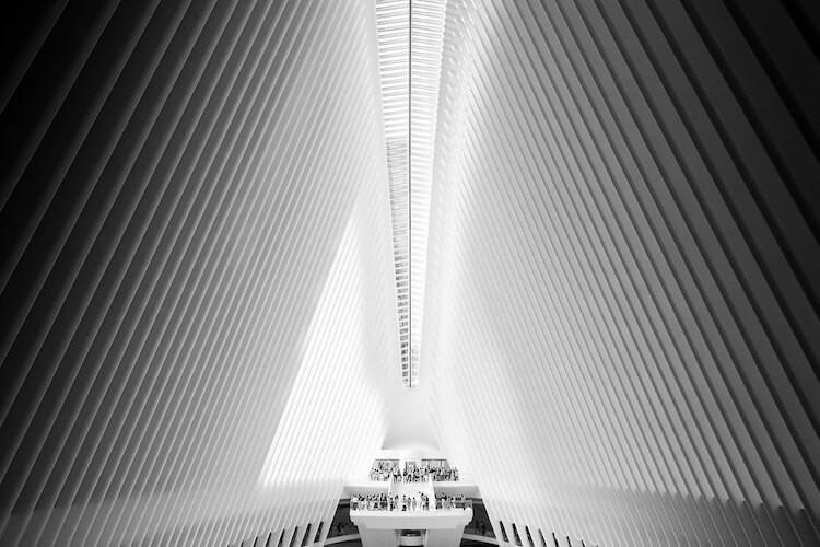 Черно-белые фото архитектуры от Алессио Форлано (Alessio Forlano): то, что не замечаем 8