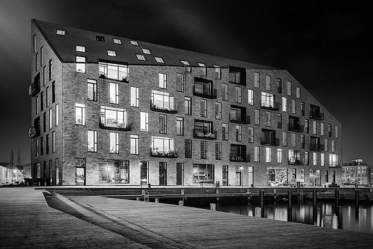 Черно-белые фото архитектуры от Алессио Форлано (Alessio Forlano): то, что не замечаем 9