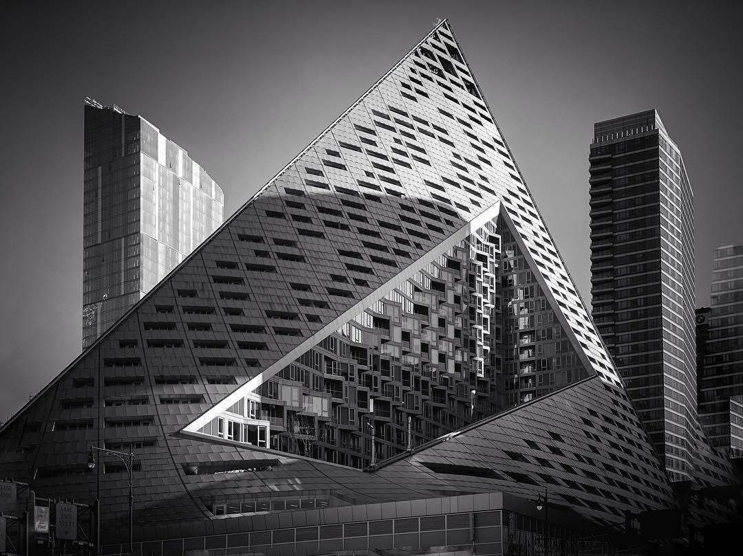 Черно-белые фото архитектуры от Алессио Форлано (Alessio Forlano): то, что не замечаем 10