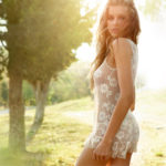 Красотки в коротких платьях: фото сексуальных девушек 14
