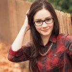 Фото милых девушек в очках: подборка очаровашек 2