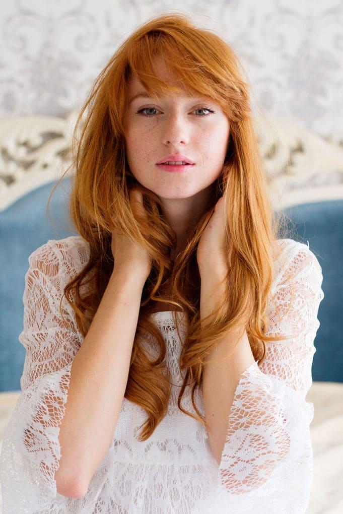 Самые красивые рыжие девушки инстаграма и других соц.сетей 10