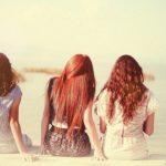 Рыжие красотки: фото со спины - как романтично 3