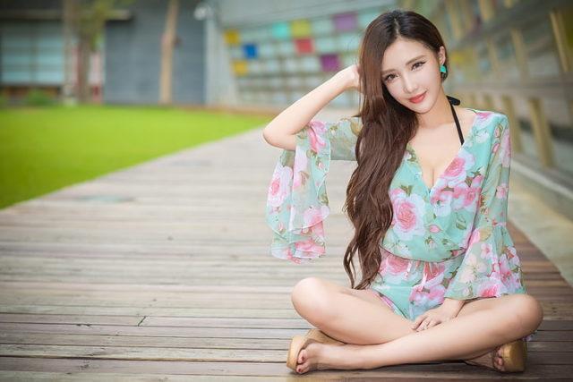 Фото красивых азиаток: немножко экзотики 4