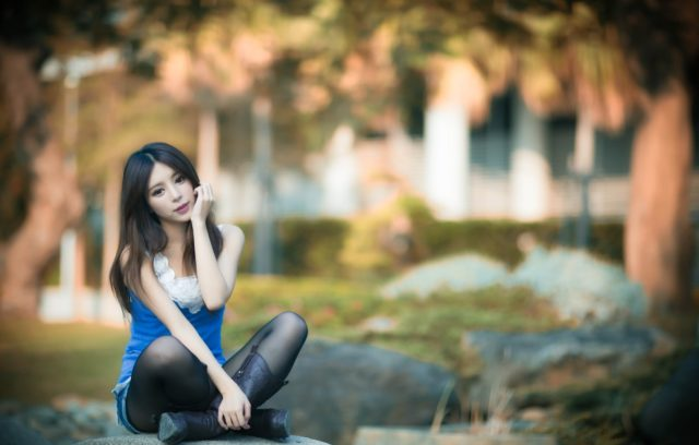 Фото красивых азиаток: немножко экзотики 6