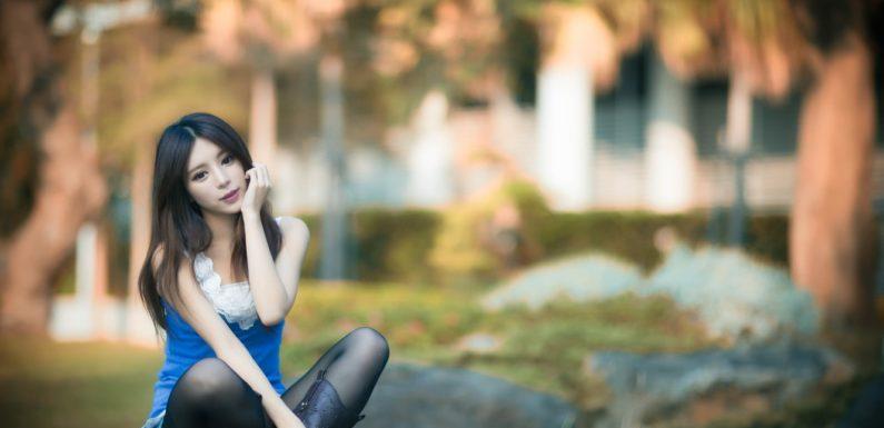 Фото красивых азиаток: немножко экзотики