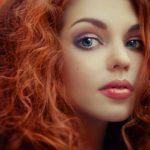 Красивые фото лиц рыжих девушек: поцелованные солнцем 15