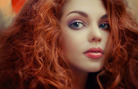 Красивые фото лиц рыжих девушек: поцелованные солнцем