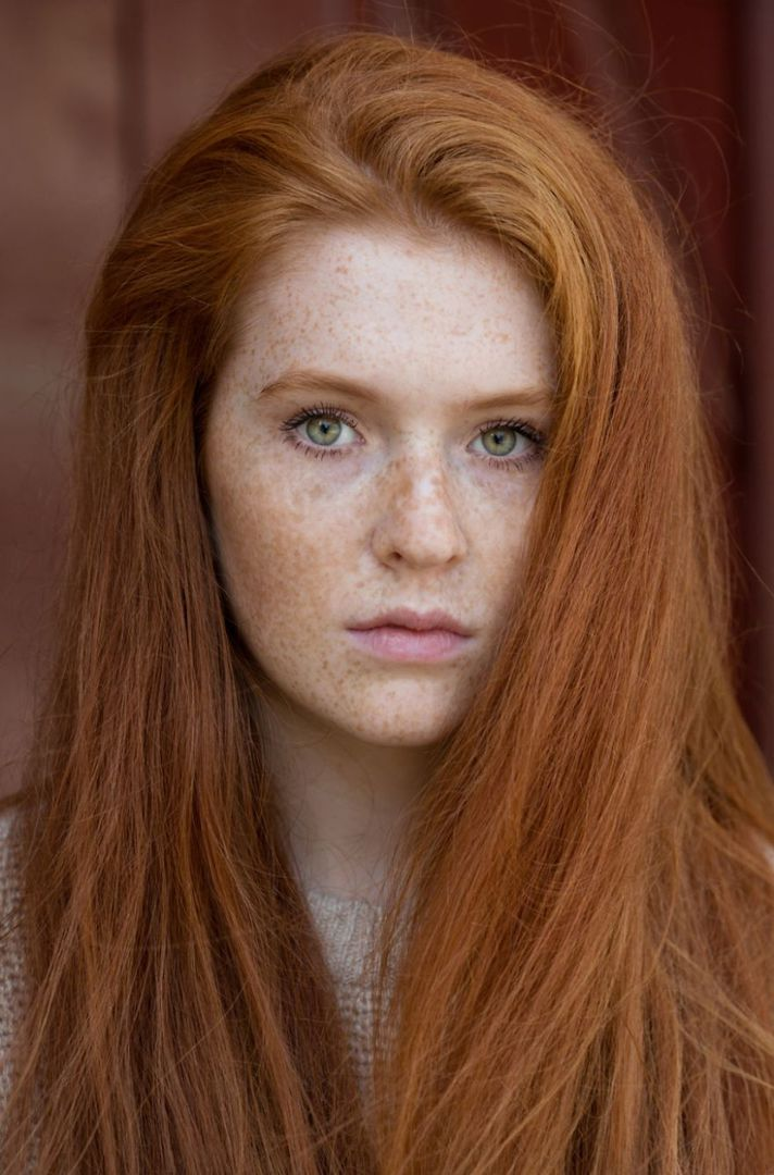 Самые красивые рыжие девушки инстаграма и других соц.сетей 9