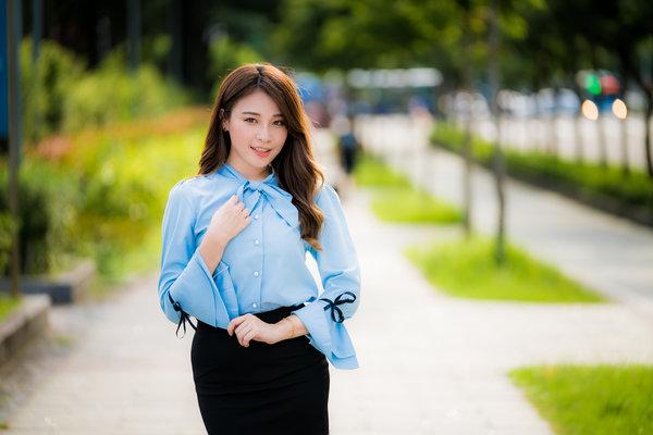 Фото красивых азиаток: немножко экзотики 13