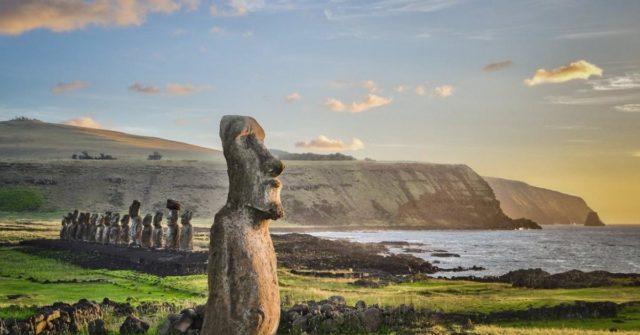 Остров Пасхи: самое отдаленное место в мире до сих пор хранит свои секреты 4