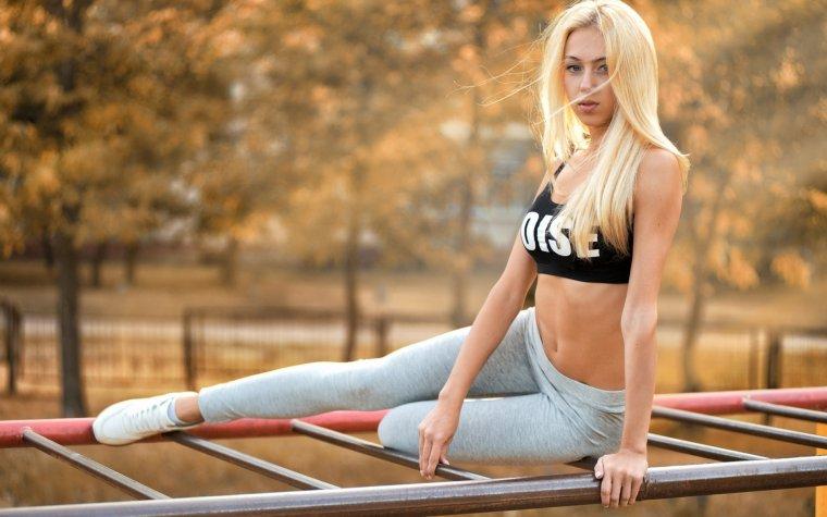 Очень красивые фитнес модели (53 ФОТО) 51