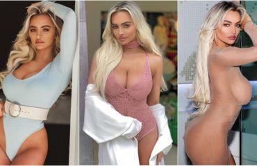 Линдси Пелас (Lindsey Pelas) - сексуальная американка с 8-м размером груди