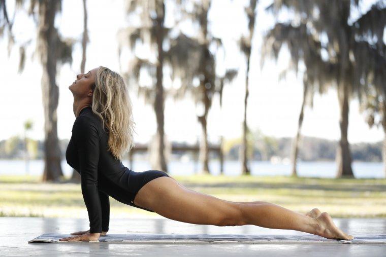 Очень красивые фитнес модели (53 ФОТО) 35
