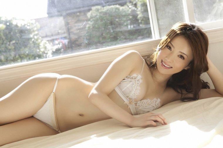Красивые японки - очаровательные девушки 8
