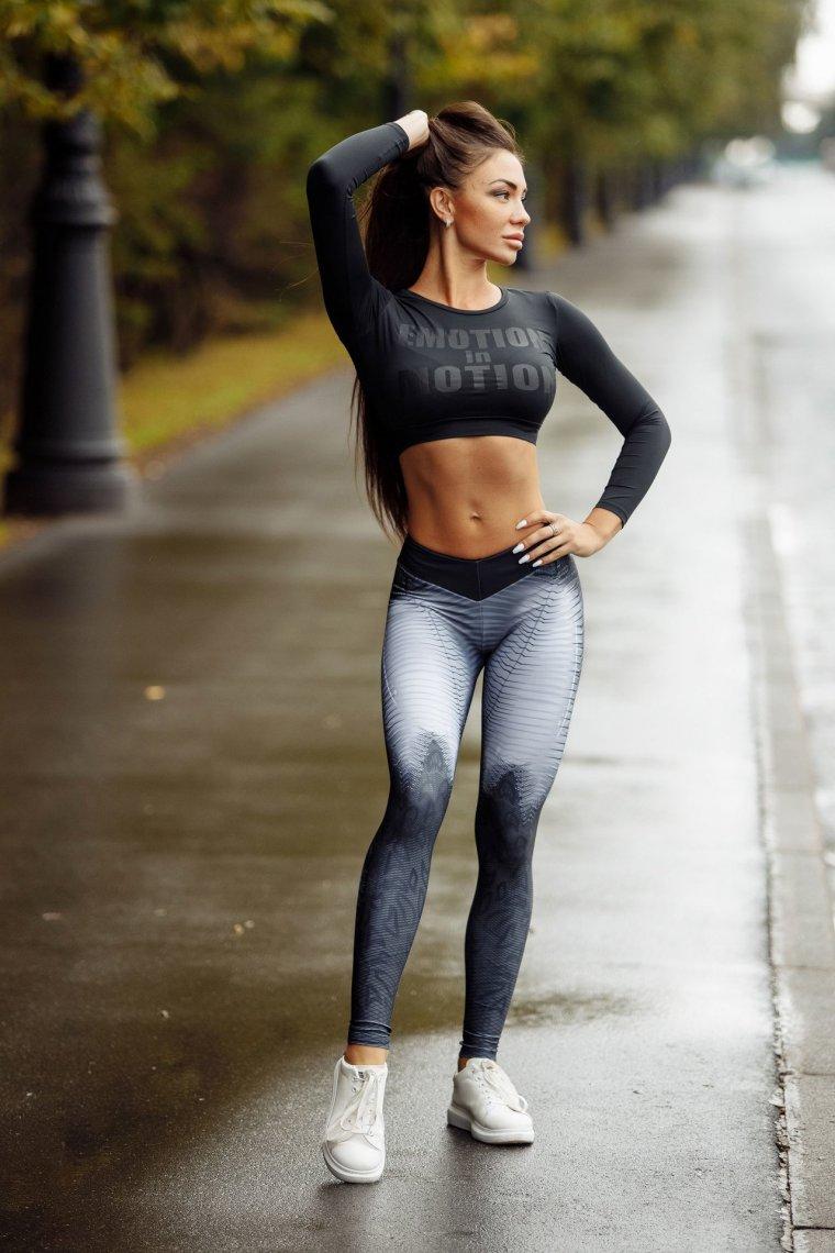 Очень красивые фитнес модели (53 ФОТО) 34
