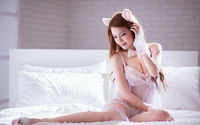 Красивые японки - очаровательные девушки 2