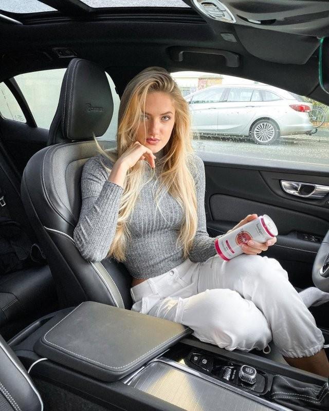 Алиса Шмидт - горячие фото самой сексуальной спортсменки в Мире 4