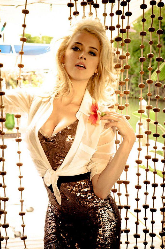 Эмбер Хёрд: самые горячие фото американской актрисы 5