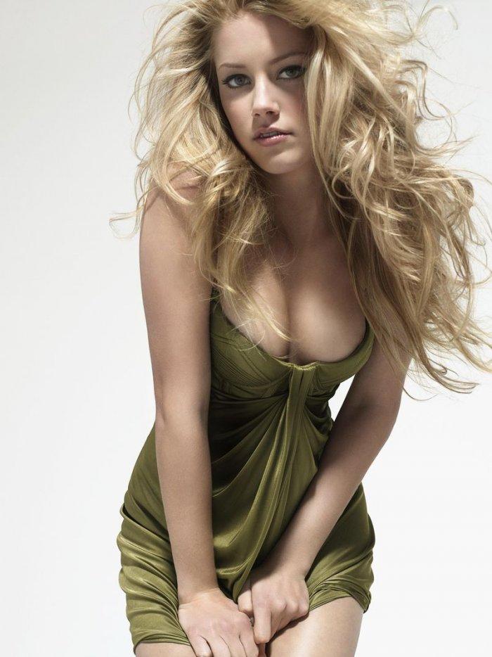Эмбер Хёрд: самые горячие фото американской актрисы 7