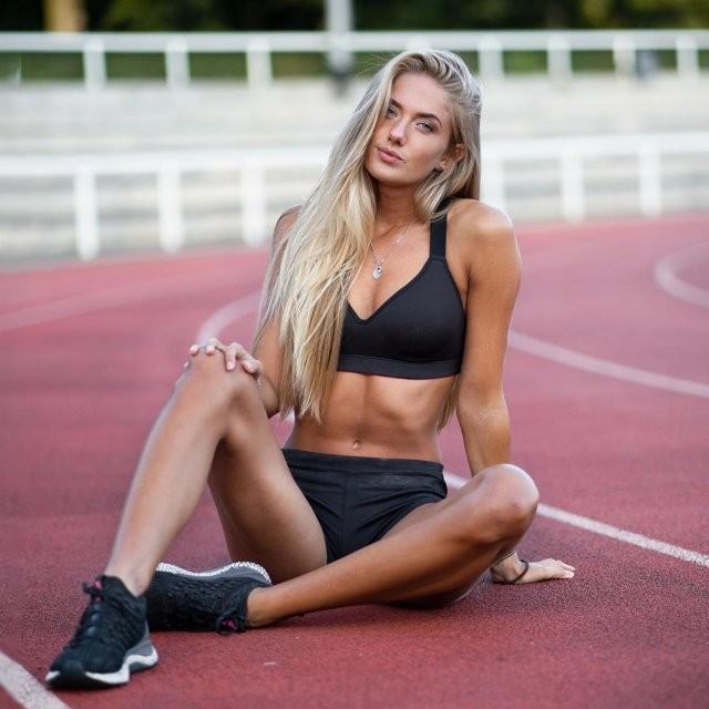 Алиса Шмидт - горячие фото самой сексуальной спортсменки в Мире 8