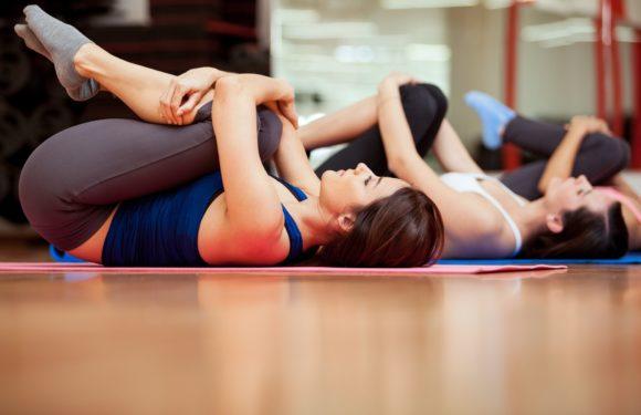 Красивые девушки в одежде для фитнеса (Фото)